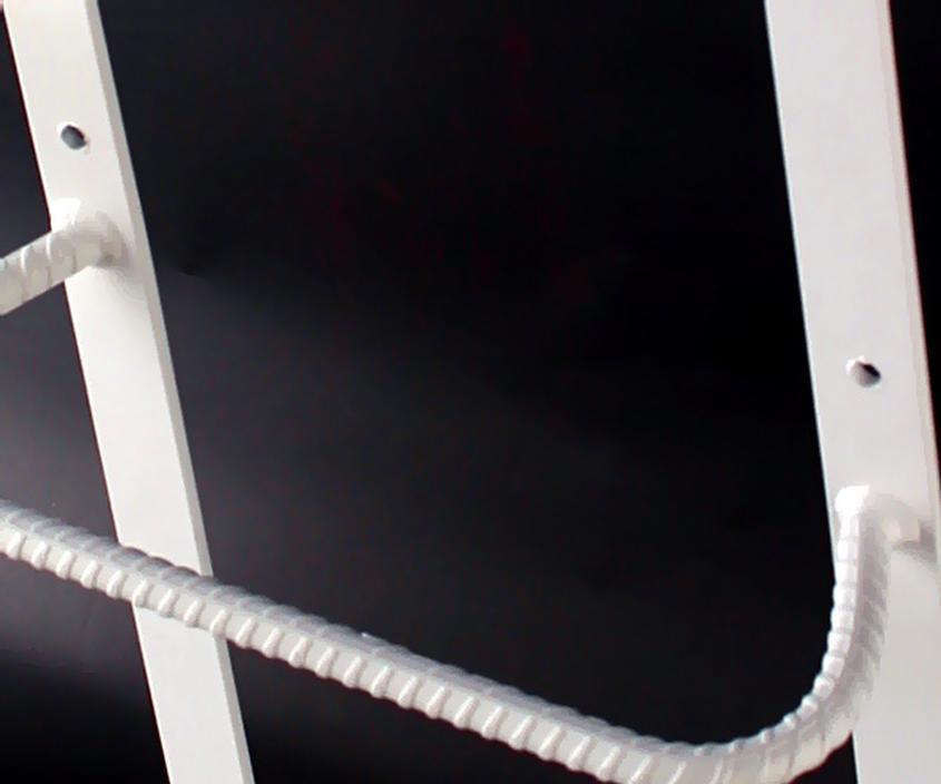 Boman Kemp Egress Window Well Ladder 5 0 4 Rung