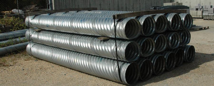 12 Concrete Pipe : Culvert pipe quot x ga