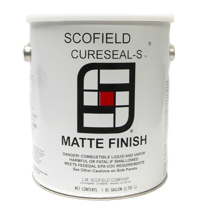 Cureseal S Matte 1gal Pail
