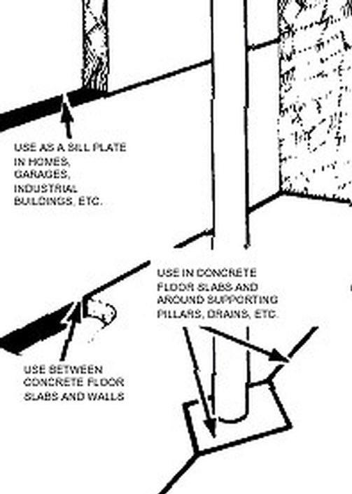 expansion joint sheet fibre 1  2 u0026quot x4 u0026 39 x10 u0026 39