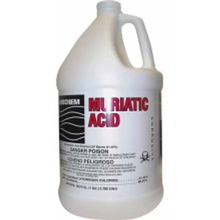 Acid Muriatic 1gal