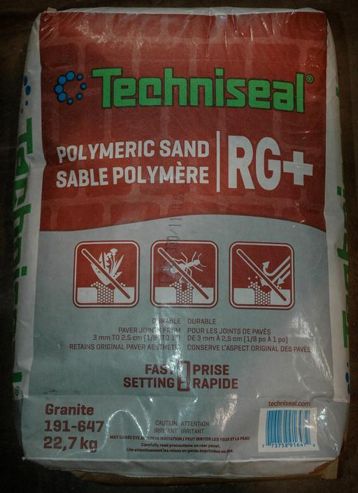 Polymeric Sand RG+ Grey 50 Lb