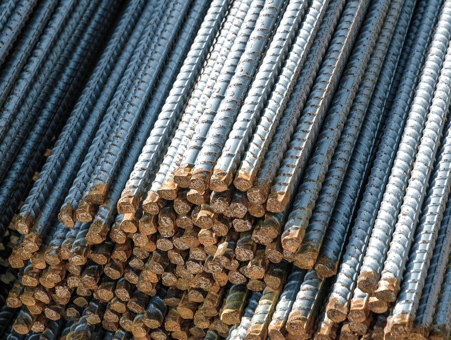 Steel Grade Stakes : Rebar quot x stakes grade no