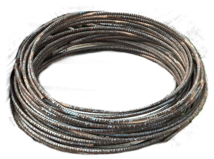 how to make rebar rings