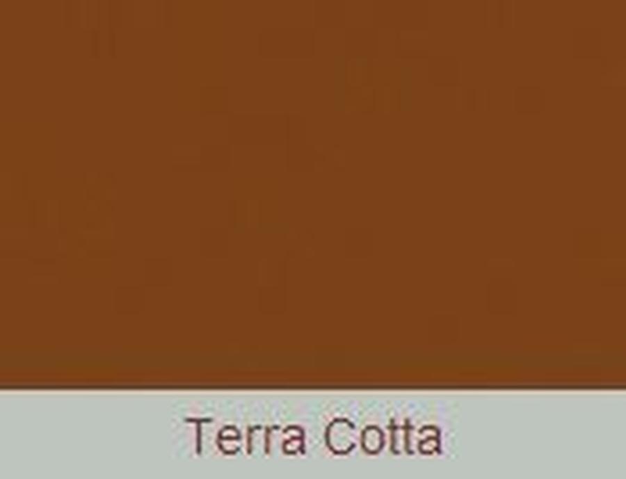 inco color crete terracotta 25