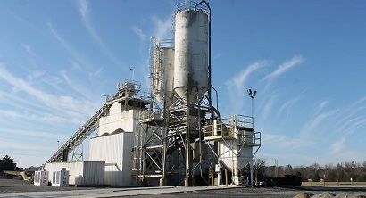 Chaney Concrete Plant in Bealeton, Virginia