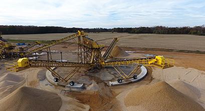 Sand and Gravel in Fredericksburg, VA