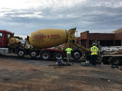 Sheetz Haymarket (Concrete Paving & Site Work)