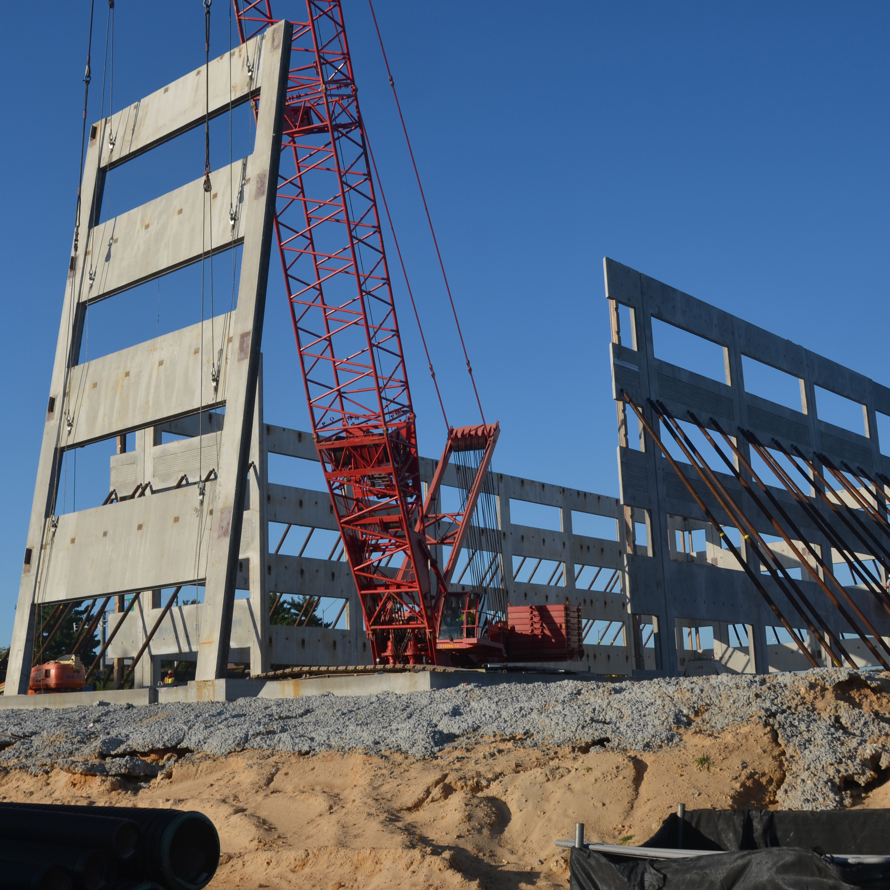 Tilt-Up Concrete Construction