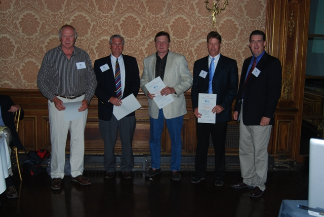 Chaney Enterprises Garners Five ACI Regional Awards