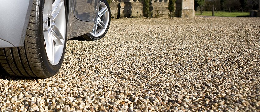 Image result for How To Lay a Gravel Driveway